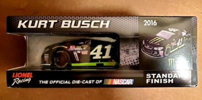 Kurt Bush # 41 Monster Energy #1 of 4261