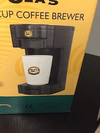 Brand new coffee brewer  New Westminster