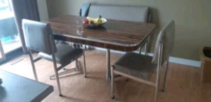 Vintage dining table only