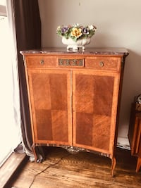 Delivery - antique French chest of drawers dresser  Mississauga, L4Y 2K1
