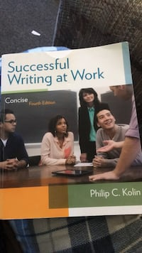 Successful Writing at Work Superior, 54880