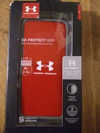 Black Under Armour case for Samsung Galaxy S8  Street, 21154