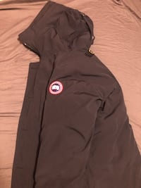 (REAL)Canada Goose Jacket Men's  Edmonton, T5Z 3B5