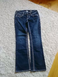 Silver jeans size 29/33