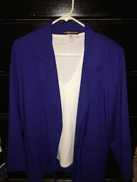 purple and white long-sleeved shirt Fresno, 93722