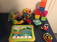 $10 for baby toy lot obo Toronto, M1L 0C9