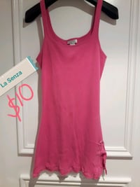 LA SENZA- Sleep gown -Size Small-Pink