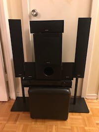 Surround speakers with Subwoofer Toronto, M3J 1E2