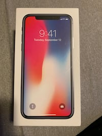 iPhone X mint condition 256gb