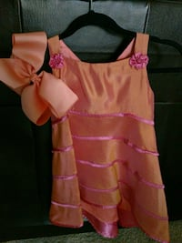 Infant's Party Dress Includes matching Hair Now San Diego, 92154