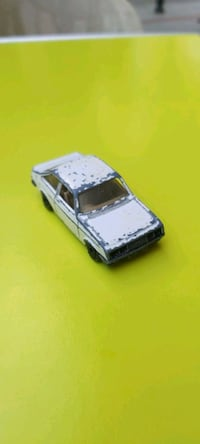Matchbox Ford Escort Rs2000 Araba