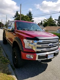 2015 Ford F-150 New Westminster
