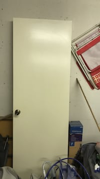 white single-door refrigerator 2232 mi