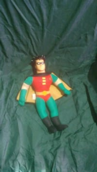 1998 animated series Robin plush