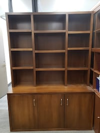 BOOKCASE/CABINET null