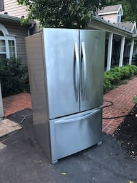 STAINLESS STEEL FRIDGE Harpers Ferry, 25425