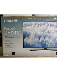 65 inch curved Samsung new in box South Salt Lake, 84115