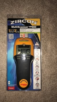 Studfinder Zirco Multiscanner hd900 Laurel