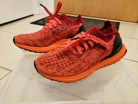 Used 97% Adidas ultraboost uncaged size US6 Vancouver, V6E