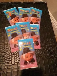 1990's.  Norfin's Trading Cards - series 1 - Troll