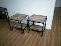 End Tables (new)  Raleigh, 27609