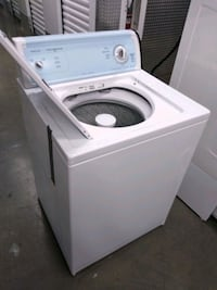 Whirlpool heavy duty washer works good 6 month warranty delivery avail Washington