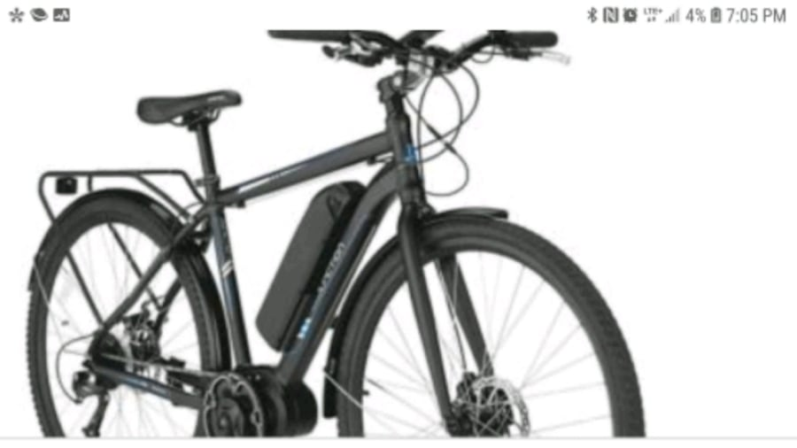 Junction rapid e  700c ebike 1300  i paid 1800 and rode for 3 hrs e653d36f-752d-4519-9434-6ffba0f8bbcc