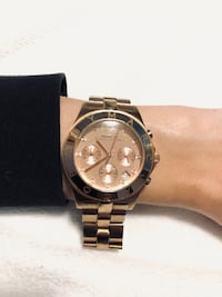 Marc Jacobs Rose Gold Watch Innisfil
