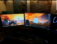 27 inch and 24 inch gaming monitors Fort Belvoir