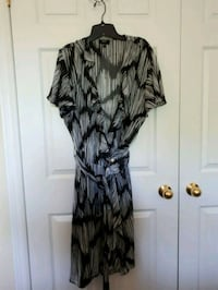 women's black and white dress Barrie, L4M 6M4