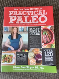 Practical Paleo cookbook