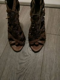 Nine west size 8 Airdrie, T0M 0E0