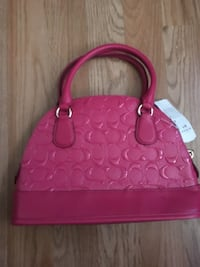 Coach hand bag brand new with tag
