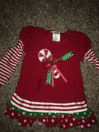 Toddler Christmas Dress Spring, 77380