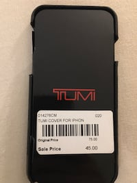 iPhone 6 or 6s case cover tumi  brand new Baltimore, 21236