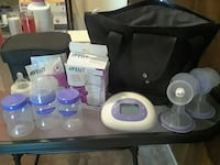 Lansinoh Breast pump w/ accessories Gaston, 29053