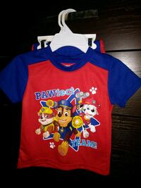 PAW Patrol short set