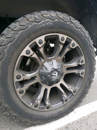 Trade rims and tires