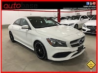 2017 Mercedes-Benz CLA-Class CLA250 4MATIC PREMIUM SPORT PANORAMIC Vaughan