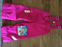 Little Girls snowpants / size 4  Bristow, 20136