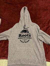 ROOTS Sweater (Grey) Pickering