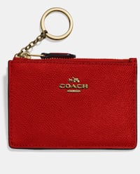 women's red leather Michael Kors sling bag Windsor Mill, 21244