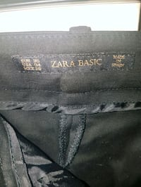 Black ZARA Basic .