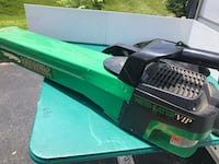 Leaf Blower Vacuum by Weedeater Tested WORKS!! electric