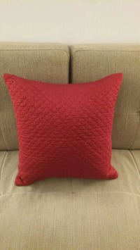 Pottery Barn pillow - silk cover Toronto, M8Y 3H8