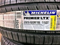 Brand new tires. Price is non negociatable Prince George's County, 20746