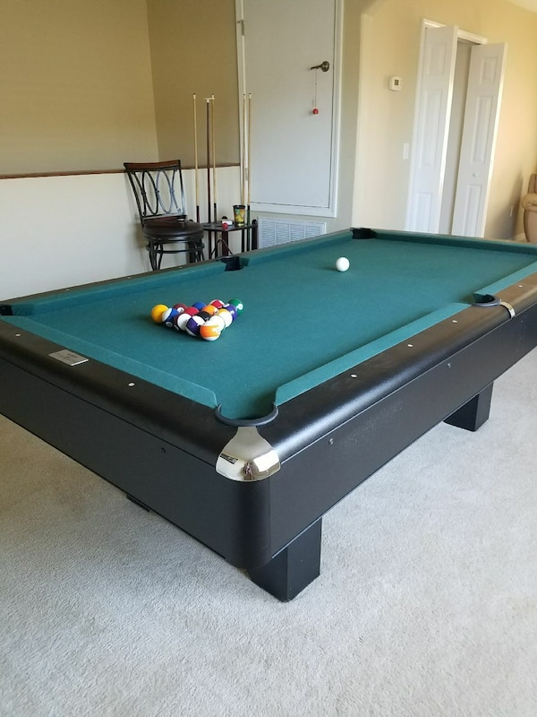 Used Ft AMF PlayMaster Slate Pool Table For Sale In Land O Lakes - Amf playmaster pool table