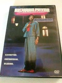 Richard Pryor Here and Now dvd Baltimore