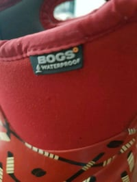 BOGS winter boots toddler size 7 Mississauga, L5M 6R5
