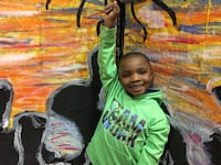 Painting Lessons/ In-school Art Field Trip Glenarden